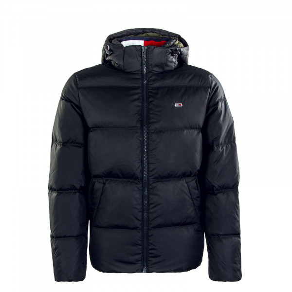 Herren Jacke Essential Down 8762 Black