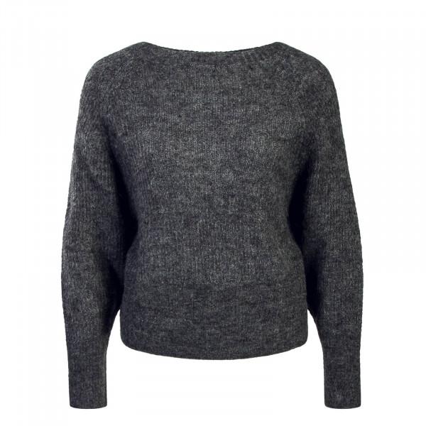 Damen Knit Hanna Dark Grey