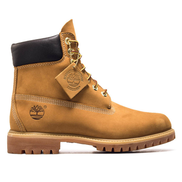 Timberland 6IN Prem BT Wheat NB