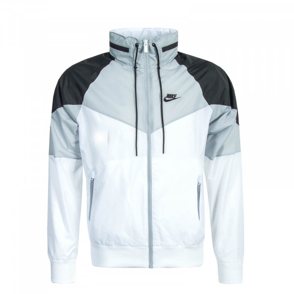 Herren Windrunner NSW HE White Grey