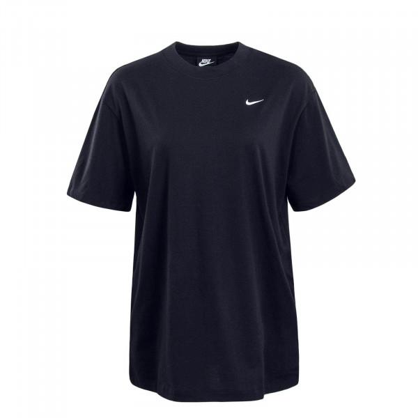 Damen T-Shirt NSW Essential LBR Black