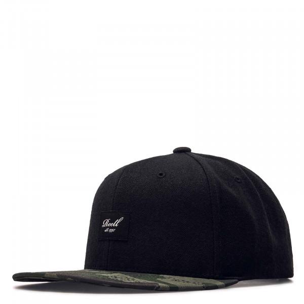 Unisex Cap - Pichout - Black / Camouflage