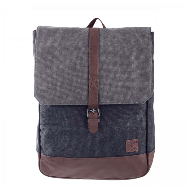 Iriedaily Backpack Heavy Rolltop Antra