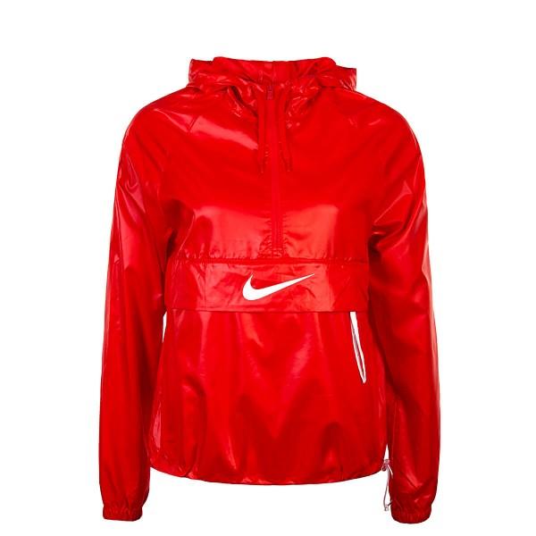 Nike Wmn Jkt Breaker NSW Red
