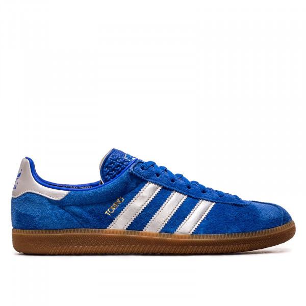 Herren Sneaker - Torino H01808 - Blue / Silver / White