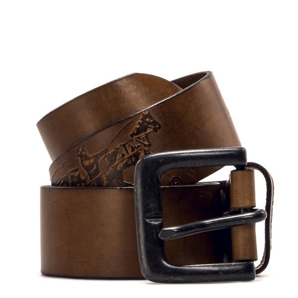 Levis Belt 11378 Medium Brown