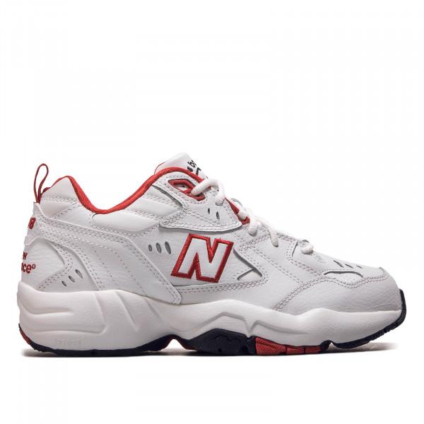 Herren Sneaker WX608 TR1 White Red