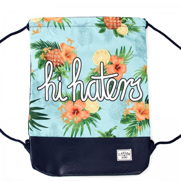 Cayler& Sons Gymbag Hi Haters Sky Navy