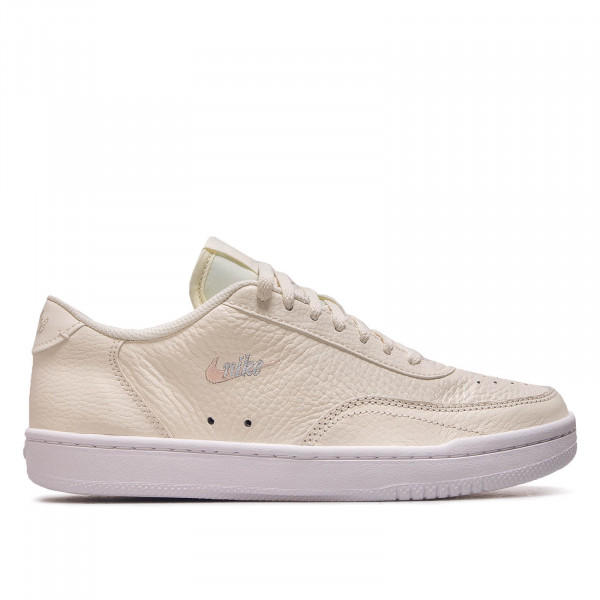 Damen Sneaker Court Vintage PRM Pale Ivoy Washed