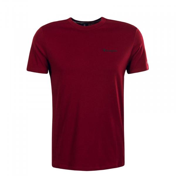 Herren T-Shirt 213488 Bordeaux