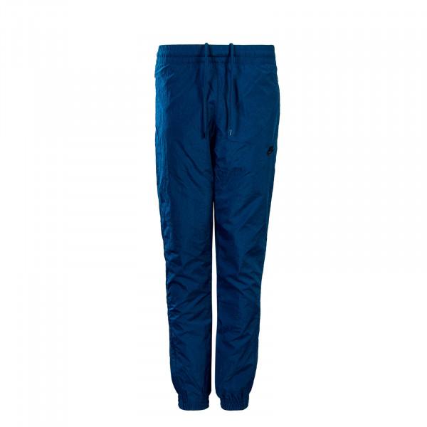 Nike Woven Pant Swoosh Blue Black