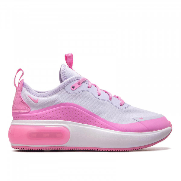 Damen Sneaker Air Max Dia White Pink