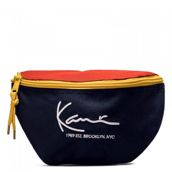 Hip Bag OG Navy Red Yellow