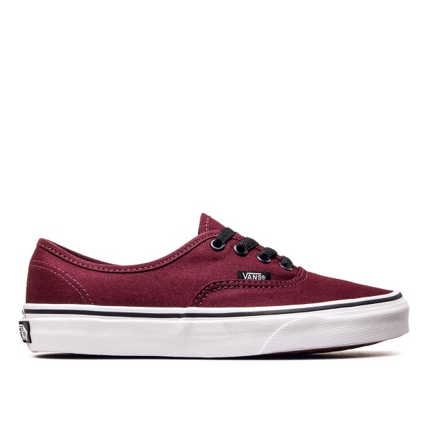 Vans U Authentic Port Royale Black