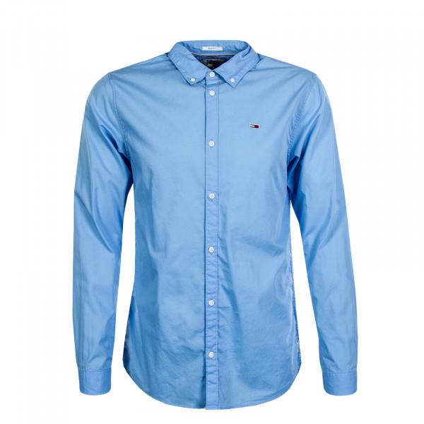 Herrenhemd 7926 Light Poplin Blue