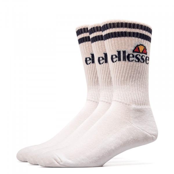 3er-Pack Socken Pullo White