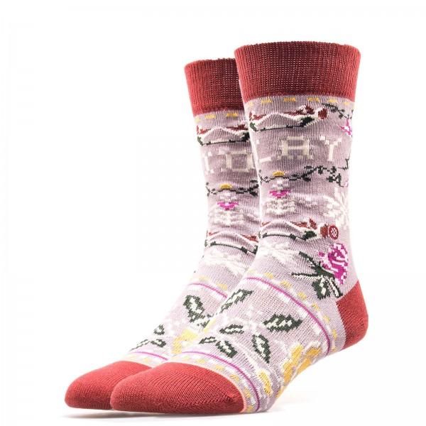 Stance Wmn Socks Slay R. Tomboy Lilac