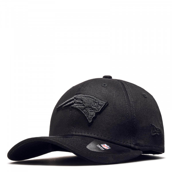 New Era Cap 39Thirty Neepat Black Black