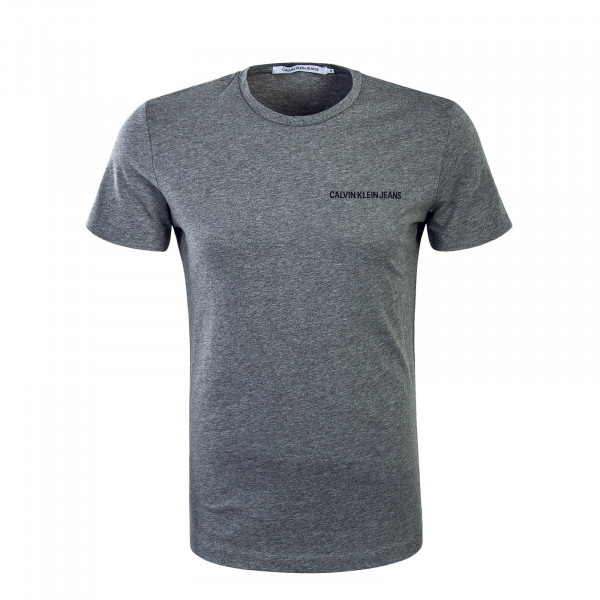 Herren T-Shirt Chest Institutional Grey