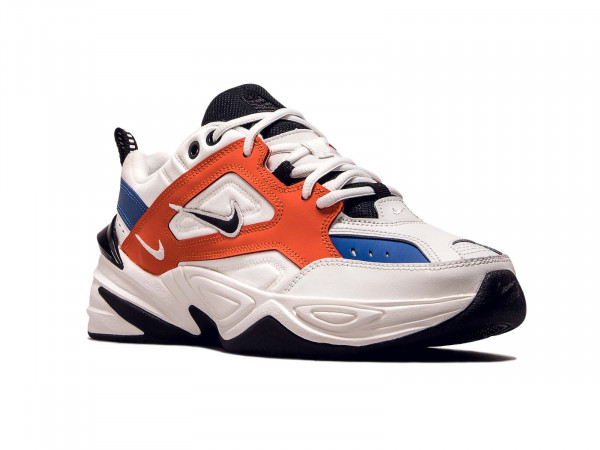 Herren Sneaker M2K Tekno Summit White Team Orange