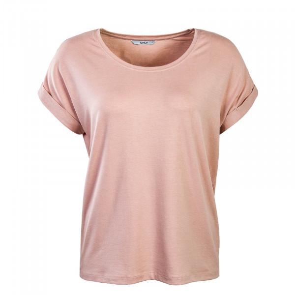 Damen T-Shirt Moster Rosa