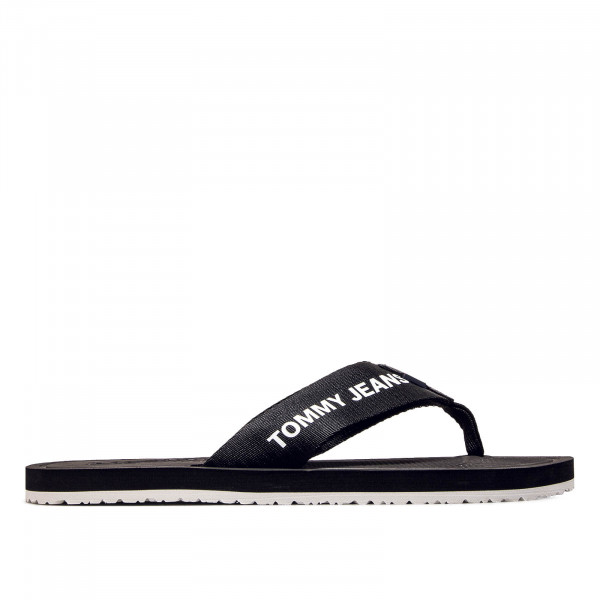 Tommy Slide Moulded 216  Black White