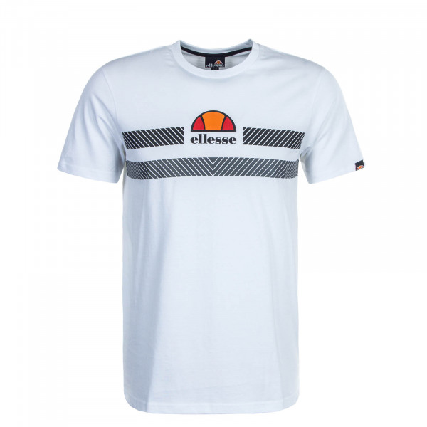 Herren T-Shirt Glisenta White