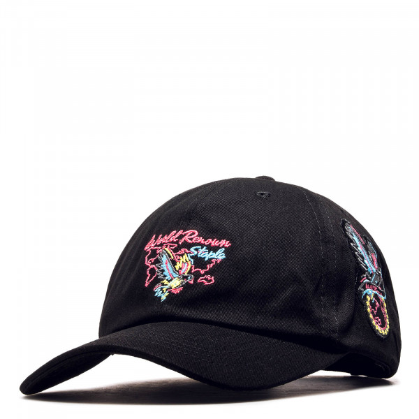 9d578cc03eaea Staple Cap Pigeon Twill Black Pink Blue