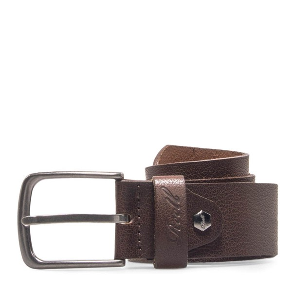 Reell Belt Grain Brown