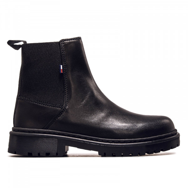 Damen Boot Chelsea Essential Black