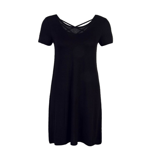 Only Dress Bera Back Lace Black