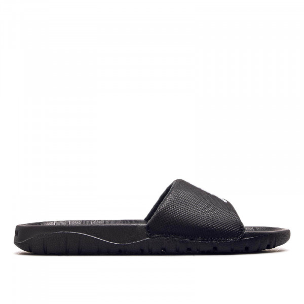 Herren Slide Break Black White