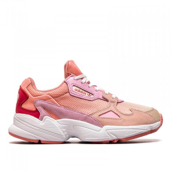 Damen Sneaker Falcon Coral Rosa