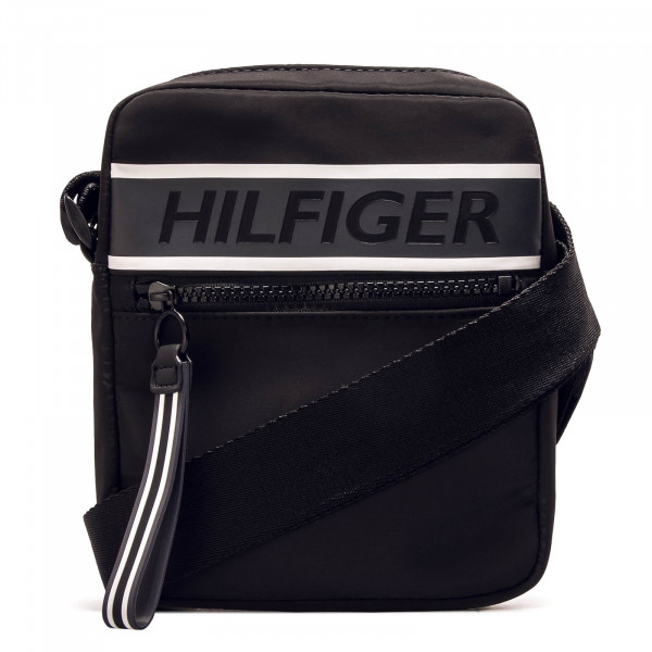 Bag Mini Reporter Black White