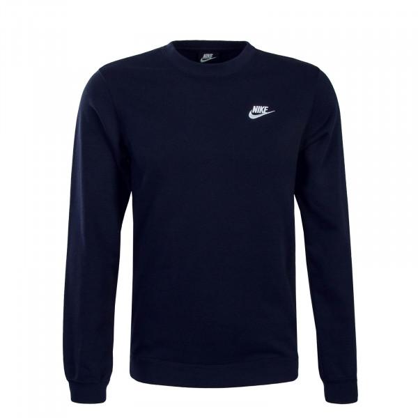 Nike Sweat Crew Club Navy