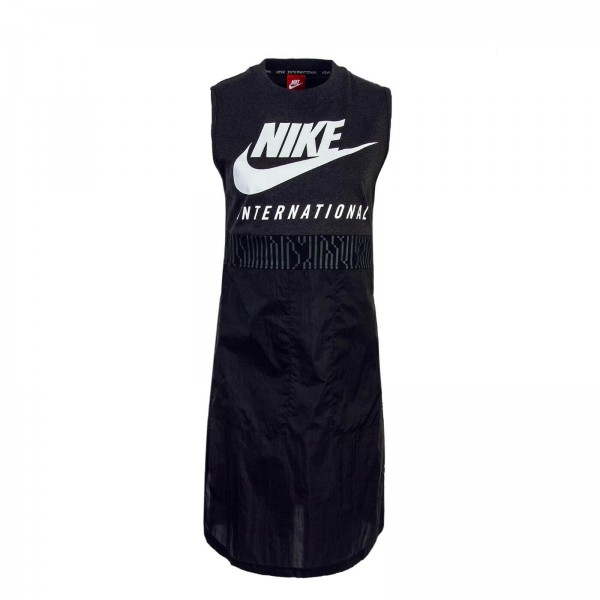 Nike Wmn Tank International Antra Blk