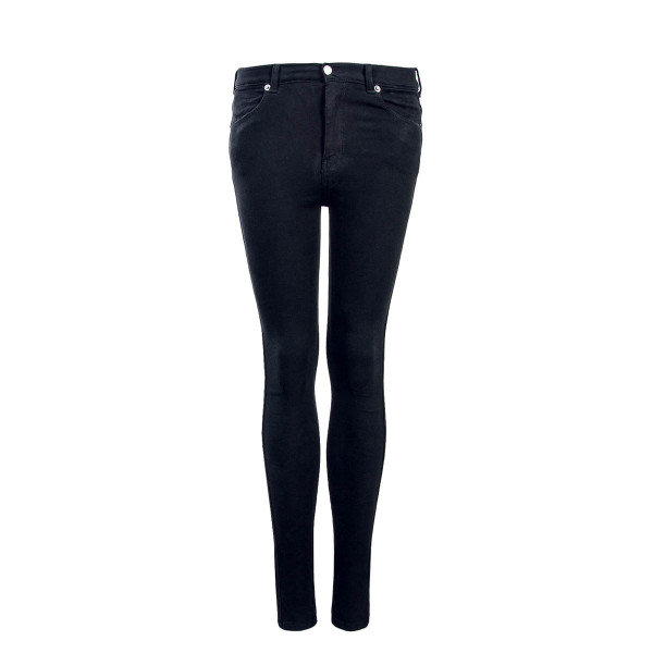 Dr Denim Wmn Lexy Black