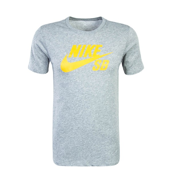 Nike SB TS Logo Grey Yellow
