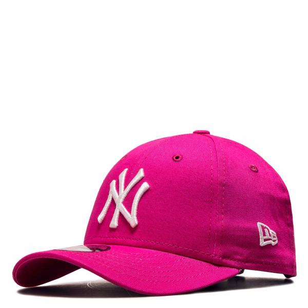 Cap 940 Youth Basic NY Pink White