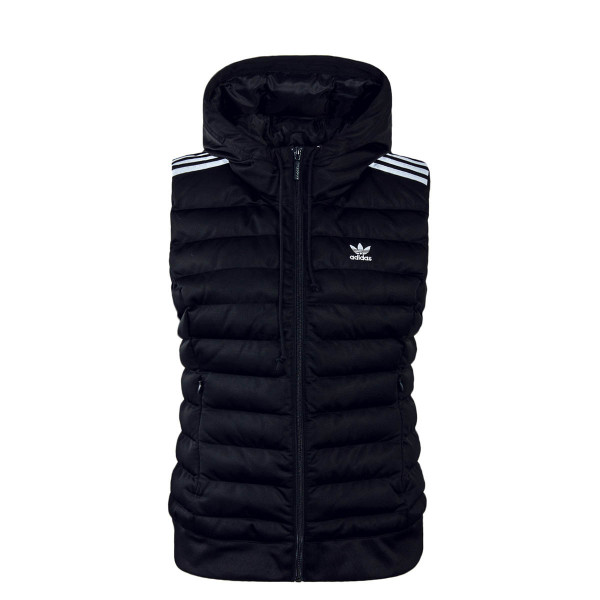 Adidas Wmn Vest Slim Black White