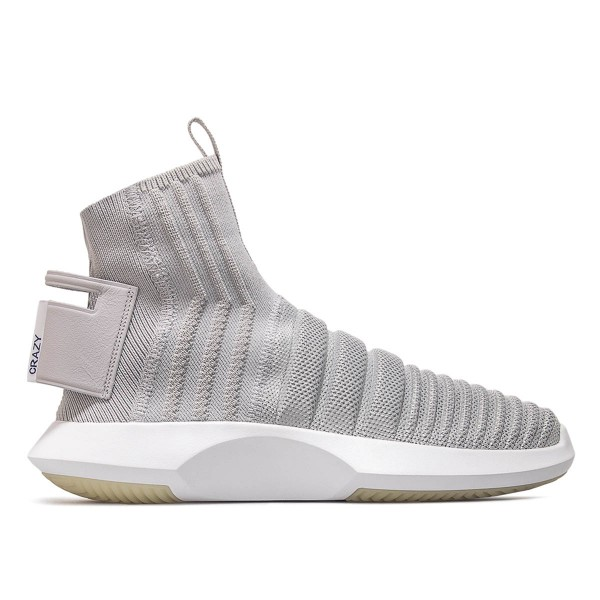 Adidas Crazy 1 ADV Sock PK Grey White