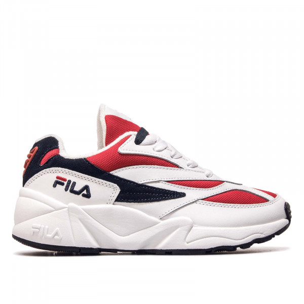 Fila Wmn Venom Low White Navy Red