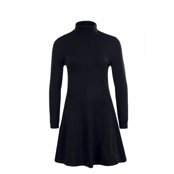 Damen Kleid Julia Knit Black