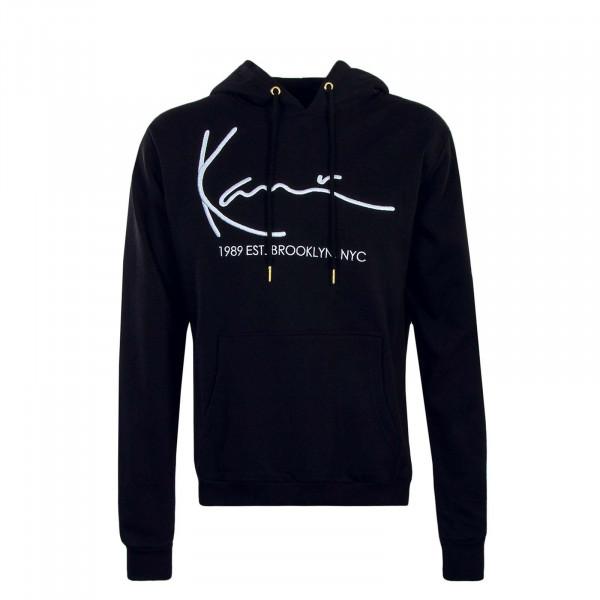 Kani Hoody Signature Black White