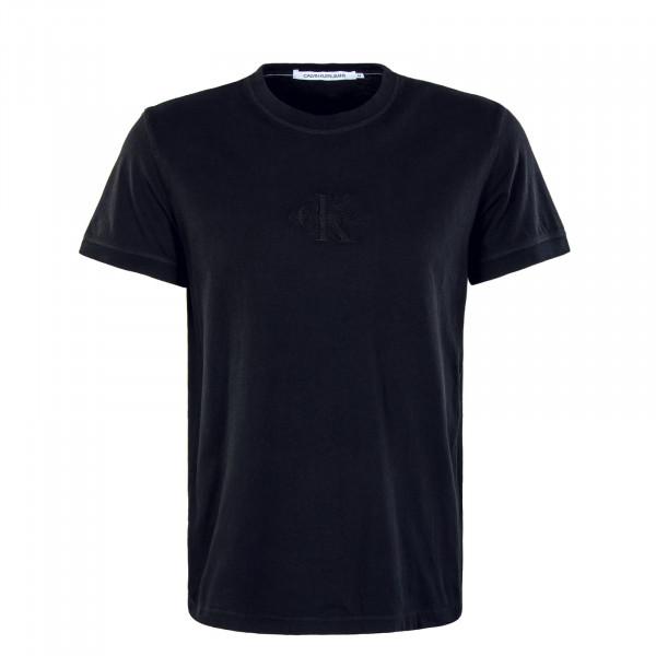 Herren T-Shirt - Acid Wash - Black