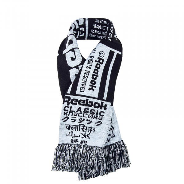 Reebok Scarf CL Football Fan SCA Blk