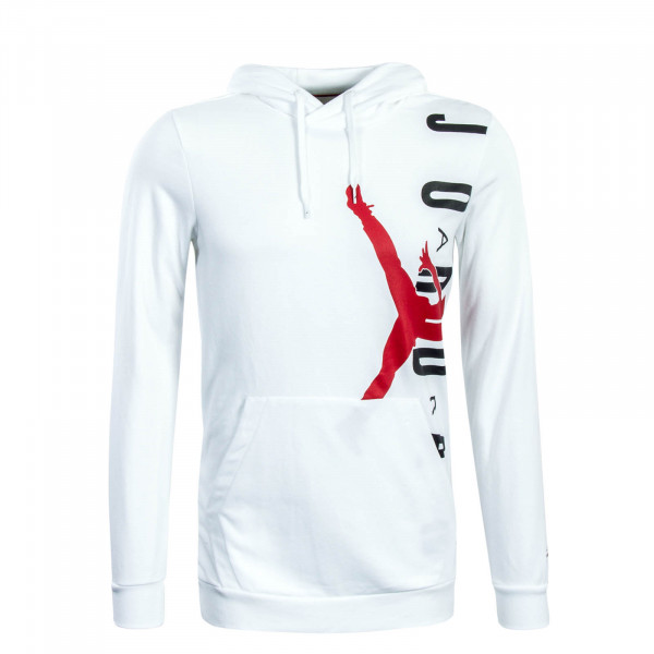 Herren Hoody Jumpman Air White Red