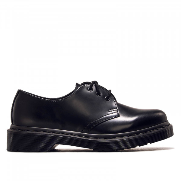 Herren Schuh  3 Eye 1461 Mono Smooth Black