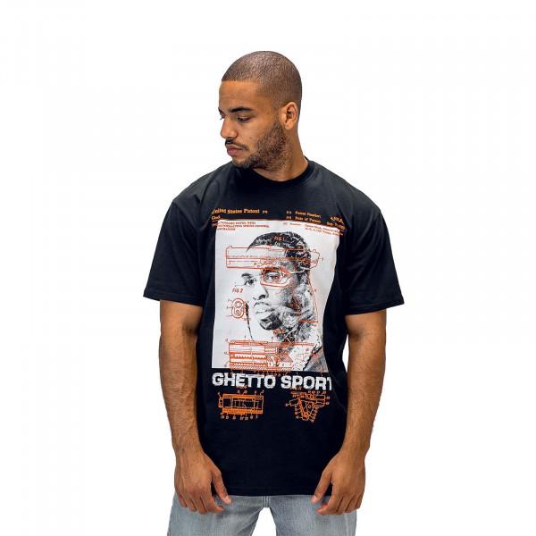 Herren T-Shirt Rest in Power Schematic