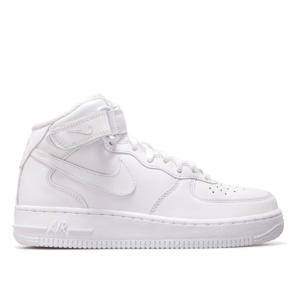 Nike Wmn Air Force 1 07 Mid White